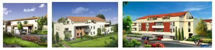 Programme immobilier à Toulouse de Monné-Decroix