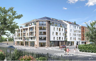 Programme Bouygues Immobilier à BOIS-COLOMBES