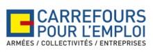 Logo Carrefour pour l'emploi