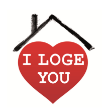 I loge you logo