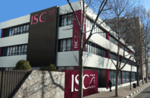 Photo École ISC