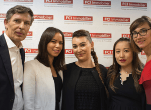 Equipe Administrative FCI Immobilier