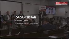 Soirée débat Club FCI Immobilier